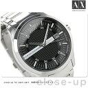 アルマーニ エクスチェンジ クオーツ メンズ AX2103 AX ARMANI EXCHANGE 腕時計 ブラック