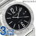 ブルガリ BVLGARI ブルガリブルガリ 42mm 自動巻き メンズ BB42BSSDAUTO 腕時計 ブラック