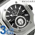 ブルガリ BVLGARI ダニエル ロート 自動巻き メンズ 腕時計 BRE56BSLDCHS ブラック