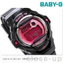 カシオ Baby-G 腕時計 ベビーG カラーディスプレイシリーズ ブラック×ピンク BG-169R-1BDR【あす楽対応】