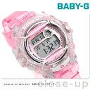 カシオ Baby-G 腕時計 ベビーG REEF スケルトンピンク BG-169R-4DR【あす楽対応】