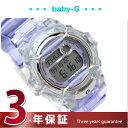 カシオ Baby-G 腕時計 ベビーG REEF スケルトンパープル BG-169R-6DR