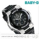 カシオ Baby-G 腕時計 ベビーG アナデジ 海外モデル ブラック BGA-110-1B2DR