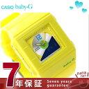 カシオ Baby-G 腕時計 ベビーG CASKET アナデジ イエロー BGA-201-9EDR