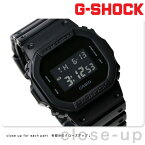 DW-5600BB-1DR CASIO G-SHOCK G-ショック ソリッドカラーズ オールブラック 【あす楽対応】