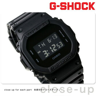 CASIO g-shock g-shock ソリッドカラーズ black DW-5600BB-1DR