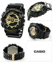 ��������å�G-SHOCKG����å�Black×GoldSeries���ʥǥ������ǥ�֥�å�×�������GA-110GB-1ADR