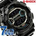 GD-110-1DR Gショック Lスペック クオーツ 腕時計 メンズ ブラック CASIO G-SHOCK【あす楽対応】
