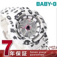 Baby-G�쥪�ѡ��ɥ�����������ĥ�ǥ������ӻ���BA-110LP-7ADR�������٥ӡ�G�ۥ磻��