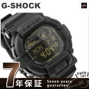 GD-350-1BDR Gショック ワンプッシュタイマー 腕時計 メンズ オールブラック CASIO G-SHOCK【あす楽対応】