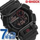 GD-400-1DR G-SHOCK プロテクター メンズ 腕時計 クオーツ カシオ Gショック オールブラック【あす楽対応】
