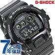 GD-X6900-1DR Gショック カシオ 腕時計 メンズ オールブラック CASIO G-SHOCK