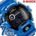 GWX-8900D-2ER G-SHOCK 電波ソーラー Gライド メンズ 腕時計 カシオ Gショック ブラック×ブルー