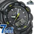 【1000円OFFクーポン付♪】カシオ プロトレック ソーラー 腕時計 メンズ オールブラック CASIO PRO TREK PRG-550G-1DR