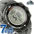 カシオ プロトレック 電波ソーラー 腕時計 メンズ トリプルセンサー ブラック CASIO PRO TREK PRW-3000-1DR【あす楽対応】
