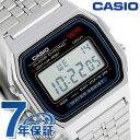カシオ チプカシ スタンダード メンズ 腕時計 A159W-N1DF CASIO シルバー【あす楽対応】