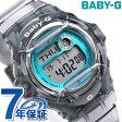 Baby-G BG-169シリーズ クオーツ レディース 腕時計 BG-169R-8BDR カシオ ベビーG クリアブルー【あす楽対応】