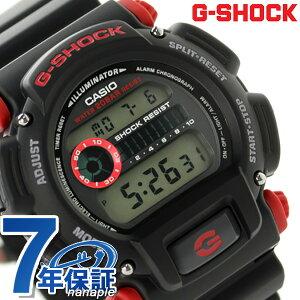 G-SHOCK CASIO DW-9052-1C4CR 海外モデル メンズ 腕時計 カシオ Gショック ブラック × レッド 時計【あす楽対応】