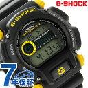 DW-9052-1C9CR G-SHOCK 海外モデル クオーツ メンズ 腕時計 カシオ Gショック ブラック×イエロー【あす楽対応】