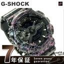 GA-110PM-1ADR G-SHOCK ポーラライズド・マーブル・シリーズ メンズ カシオ Gショック 腕時計 クオーツ ブラック×マーブル柄 【あす楽対応】