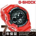 GA-201RD-4ADR G-SHOCK メンズ カシオ Gショック 腕時計 クオーツ ブラック×レッド【あす楽対応】
