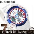 GA-201TR-7ADR G-SHOCK ホワイト・トリコロール・シリーズ クオーツ カシオ Gショック 腕時計 ホワイト【あす楽対応】