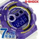 GD-120CS-6DR G-SHOCK クレイジー カラーズ メンズ 腕時計 カシオ Gショック パープル×ホワイト【あす楽対応】