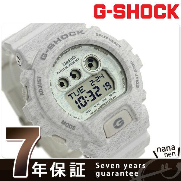 G-SHOCK ヘザードカラーシリーズ メンズ 腕時計 GD-X6900HT-7DR カシオ Gショック ホワイト [新品][7年保証][送料無料]