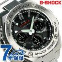 GST-S110D-1ADR G-SHOCK Gスチール メンズ 腕時計 カシオ Gショック ブラック【あす楽対応】