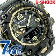 GWG-1000GB-1ADR G-SHOCK マッドマスター 電波ソーラー メンズ 腕時計 カシオ Gショック ブラック×ゴールド