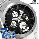 カシオ エディフィス マルチファンクション 海外モデル ESK-300D-1AVUEF CASIO EDIFICE 腕時計