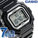 カシオ チプカシ 海外モデル スタンダード デジタル F-108WHC-1ACF CASIO 腕時計 ブラック【あす楽対応】