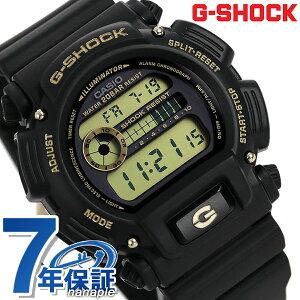 G-SHOCK スペシャルカラー クオーツ メンズ 腕時計 DW-9052GBX-1A9DR カシオ Gショック ブラック【あす楽対応】