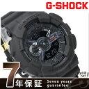 【当店なら!さらにポイント 4倍!25日10時〜】G-SHOCK 35周年記念モデル オールブラック メンズ 腕時計 GA-135A-1ADR Gショック【あす楽対応】