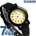 カシオ チープカシオ レディース 腕時計 LQ-139A-9B3DF CASIO ゴールド×ブラック 時計