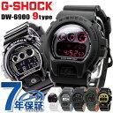 G-SHOCK Gショック DW-6900 デジタル メンズ 腕時計 ブラック ホワイト グレー カーキブラック×ゴールド 選べるモデル