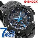 G-SHOCK Gショック Gスチール ブルーノートレコード 限定モデル GST-B100 腕時計 GST-B100BNR-1AER オールブラック 黒 カシオ【あす楽対応】
