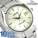 ザ・シチズン クオーツ AB900052A THE CITIZEN クリーム 時計
