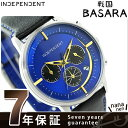 インディペンデント 戦国BASARA 伊達政宗 クロノグラフ BR1-811-70 メンズ 腕時計