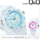 シチズン Q&Q クオーツ スポーツウォッチ VR59 CITIZEN 腕時計 選べるモデル
