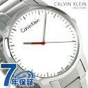ck カルバンクライン シティ メンズ 腕時計 スイス製 K2G2G1Z6 ck Calvin Klein シルバー【あす楽対応】