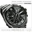 DZ4283 ディーゼル メンズ 腕時計 クロノグラフ オールブラック DIESEL