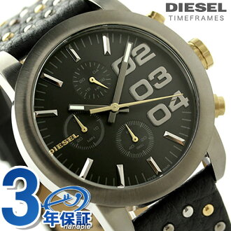 DZ5432 diesel flare chronograph chronograph ladies DIESEL watch Quartz Black