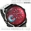 DZ7340 ディーゼル メンズ 腕時計 ミニ ダディ オールブラック DIESEL【あす楽対応】