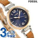 フォッシル ジョージア ミニ 26mm レディース 腕時計 ...