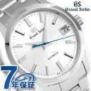 グランドセイコー 9Sメカニカル SBGR307 GRAND SEIKO シルバー 時計