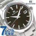 グランドセイコー 9Fクオーツ 37mm メンズ 腕時計 SBGX273 GRAND SEIKO ブラウン