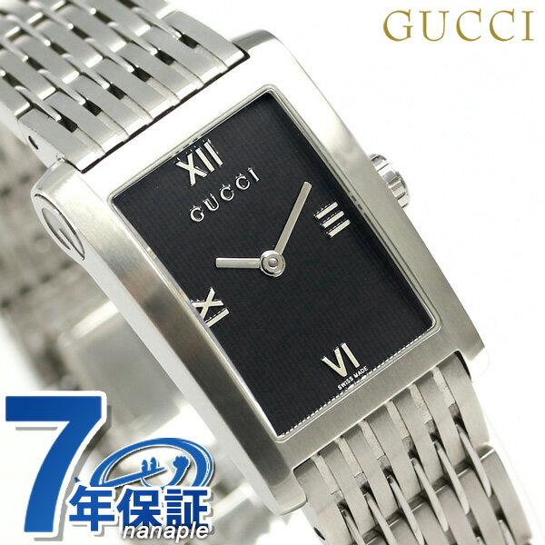 グッチ Gメトロ レディース スイス製 腕時計 YA086402 GUCCI ブラック【対応】 [新品][7年保証][送料無料]
