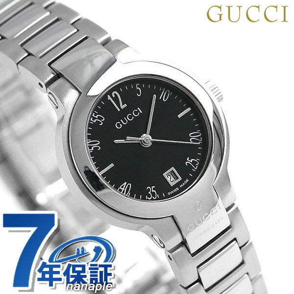 グッチ 8900L クオーツ スイス製 レディース 腕時計 YA089501 GUCCI ブラック【対応】 [新品][7年保証][送料無料]