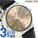 H38525721 ハミルトン HAMILTON ジャズマスター シンライン 40mm 自動巻き メンズ 腕時計 時計【あす楽対応】